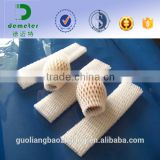 China Suppliers FDA Approved Food Grade Plastic Packing Mesh Sleeve Net For Mango