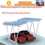 Newsunpower Solar Panel AL-Carport Mounting System Support/Aluminum Solar Mounting System