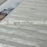 hotel decoration club office spa living room wallcovering luxury shell wallpaper