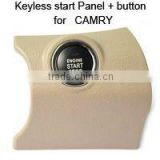 Keyless entry Panel button for CAMRY
