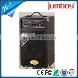 hot sale USB SD high output professional speaker with microphone