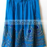 Cool summer skirts sexy summer skirts for girls bohemian ethnic Indian gypsy skirt