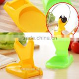 Creative Home Multifunction Lid Rack Cellphone Spoon Stand Holder Display Kitchen Cooking Tools 1Pcs