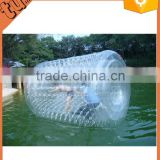 Good price, outdoor game for adults and kids for high quality and inflatable water roller ball