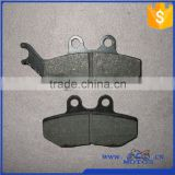 SCL-2012031342 best sell high quality vespa chinese motorcycle parts brake pads bicycle disc brake