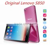 NEW!!! 5.0 Inch IPS front 5MP rear 13MP camera Android 4.4 MTK6582 Quad Core RAM 1GB+ROM 16GB Battery 2150mAh Lenovo S850 phone