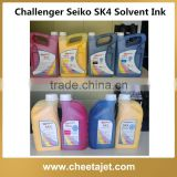 Excellent Quality Challenger SK4 Solvent Printing Ink for Infiniti Printer FY-3278N Series