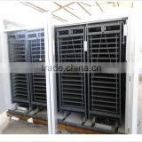 High quality and high hatching rate chicken egg incubator ZH-19712 egg incubator for sale