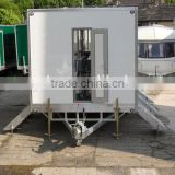 Trailer part,Portable toilet with trailer, Portable Toilet, Movable trailer Toilet,Trailer Toile