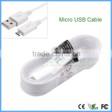 Factory Price Custom Design High Quality Micro Data USB Charger Cable For Samsung Note 4 Iphone Android