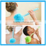 Bath Brush Long Handle Bath Body Brush Sponges For Bath And Shower