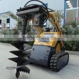 hot sale used bobcat skid steer loader W720 W720T