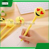 promotional wholesale cheap funny school office stationery mini lint expression roller ball point pen