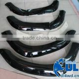 car wheel arch fender flare for Mitsubishi pajero V31/32