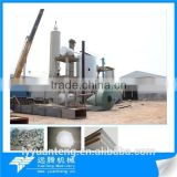 Full automatic plaster powder making machinery with high capacity