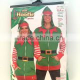 Adult Sexy Santa Christmas Claus ELF Fairy Couple Costume For Men And Women Images