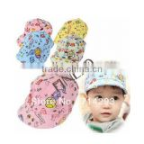 Cute Rabbit Animal Pattern Unisex Children's Baby Soft Brim Hat Baseball Cap Peaked Cap 11276