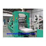 Five Lane W Fold Paper Towel Machine 220mm 6000 Sheets Per Min
