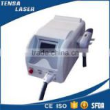 strong power q switch nd yag laser tattoo removal machine with best price