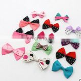 DIY BOWKNOT GARMENT ACCESSORIES GIFT FLOWER AND CANDY PACKAGE DECORATION CHEAP GARMENT ACCESSORIES WHOLESALES