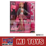 Fashion bobby doll for children