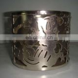 Tea Light Holder Nickel Finish