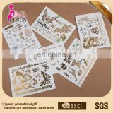 Fashion Accessories, Sexy body art colourful temporary tattoo sticker