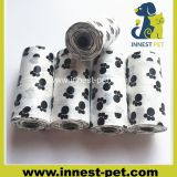 Biodegradable Pet Dog Poop Bags Custom Printed Poop Bags Dog Waste Bags for Outside Use