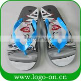 sublimation printing flip flop