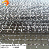 sieve net rate Woven crimped galvanize iron wire mesh for sale