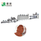 Floating Fish Feed Pellet Fish Food Machine Processing Plant