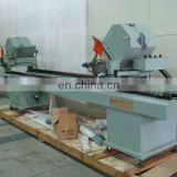 Double head cutting saw for plastic profile,window machine for aluminum profile(LSJ-3500)