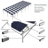 RN-AS Industrial Agricultural Greenhouse Solar PV Mounting System