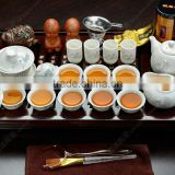 26pcs Chinese kung fu tea set,teapot,cup,gaiwan,tea tray