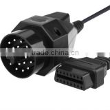 Hot selling! Best 20Pin to 16Pin OBD Female cable for BMW