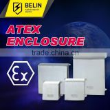 explosion proof junction box stainless steel atex enclosures