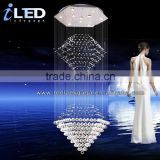 Supper luxury and large size chandelier crystal beads
