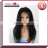 silk top full lace wig for black man