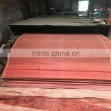Trade Assurance 0.4mm Grade A,B,C,D plb veneer faced plywood with competitive prices and high quality