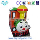 Arcade kiddie ride toy train videos