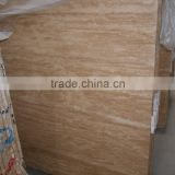 Direct factory of beige travertine slab price