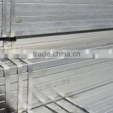Q235/Q345/ST52/ST37 galvanized pipes/hot dipped galvanized square/rectangular steel tube/pipe)