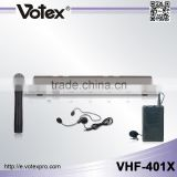 Votex VHF-401X wireless head microphone