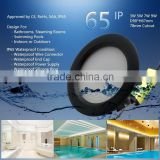 Dongguan 5W 9W SMD LED Down Light, IP65 Waterproof LED Down Light For Hotel, Bathroom, Ship, Steaming Room