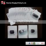 Hot Sale 300 gsm Paper Custom Playing Cards