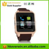 New Arrival! Magic Android Smart Watch Phone Android 4.0 Mtk6577 Dual core 512mb/4gb GSM wifi GPS