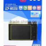 Screen Protector For Sony JJC LCP-WX350 Guard Film Protector For Camera LCD Screen Protector