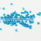2014 China Glass Pearl Beads ,Beads Wholesale Ocean Blue color Pool Glass Beads