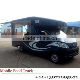 option configuration like kitchen,water tank for electric 220v custom mobile food trucks for sale                                                                         Quality Choice