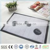 PVC Loop Mat Doormat Foot Mats best sales Canada/pvc floor mat - qinyi